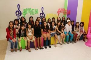 Galerinha do Agito Kids - 01/08/2014